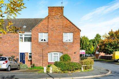 2 Bedrooms End Of Terrace House for sale in Dunlin Drive, Kidderminster