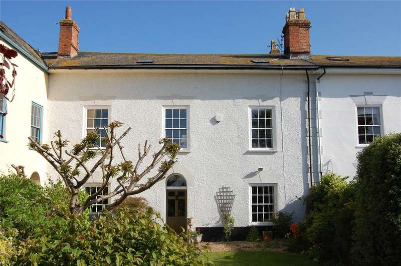 5 Bedrooms Terraced House for sale in Sea View Terrace, Watchet, Somerset, TA23