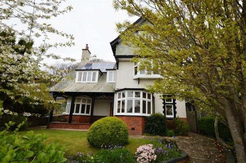 5 Bedrooms Detached House for sale in Carreg Lwyd, Llanbadarn Road, Aberystwyth, SY23