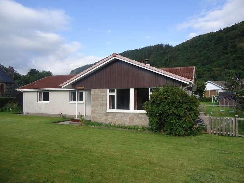 4 Bedrooms Bungalow for sale in Benderloch, Oban, Argyllshire, PA37