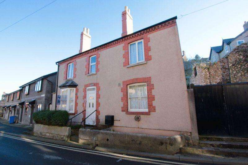 3 Bedrooms Detached House for sale in Love Lane, Denbigh