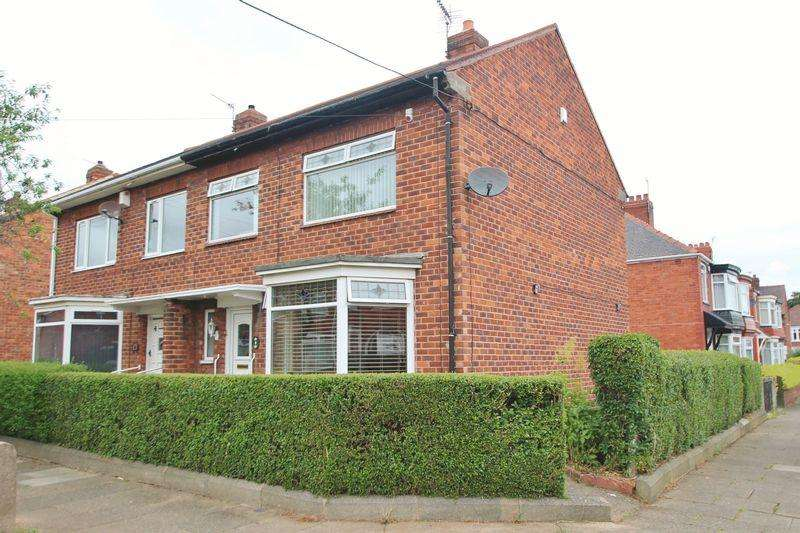 3 Bedrooms Semi Detached House for sale in Wakefield Road, Linthorpe