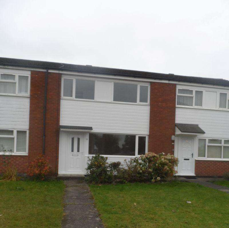 3 Bedrooms Terraced House for sale in Gateway, Wrexham