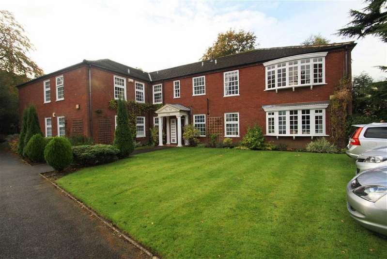2 Bedrooms Apartment Flat for sale in The Firs, Fulshaw Park, Wilmslow