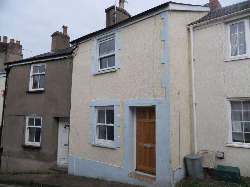 2 Bedrooms Terraced House for sale in Coldharbour, Bideford