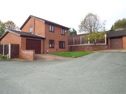 4 Bedrooms Detached House for sale in Farnley Close, Norton Brow, Runcorn, Cheshire, WA7