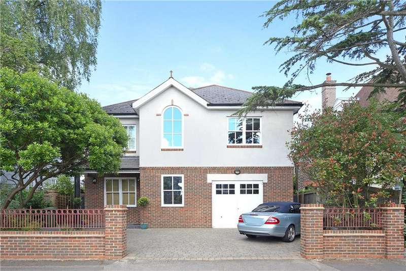 6 Bedrooms Detached House for sale in Highbury Road, Wimbledon Village, London, SW19