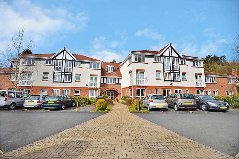 1 Bedroom Property for sale in Denehurst Court, Church Stretton, SY6 6EQ