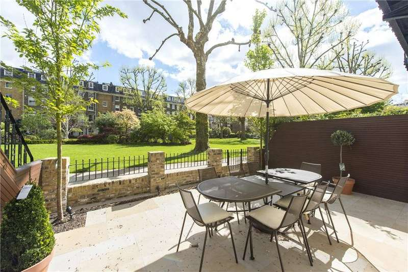 3 Bedrooms Flat for sale in Warrington Crescent, London, W9