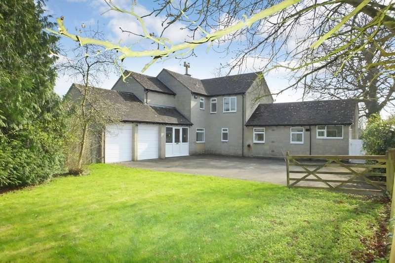 4 Bedrooms Detached House for sale in Leighterton