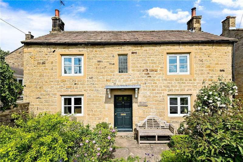 3 Bedrooms Detached House for sale in Grewelthorpe, Ripon, North Yorkshire, HG4