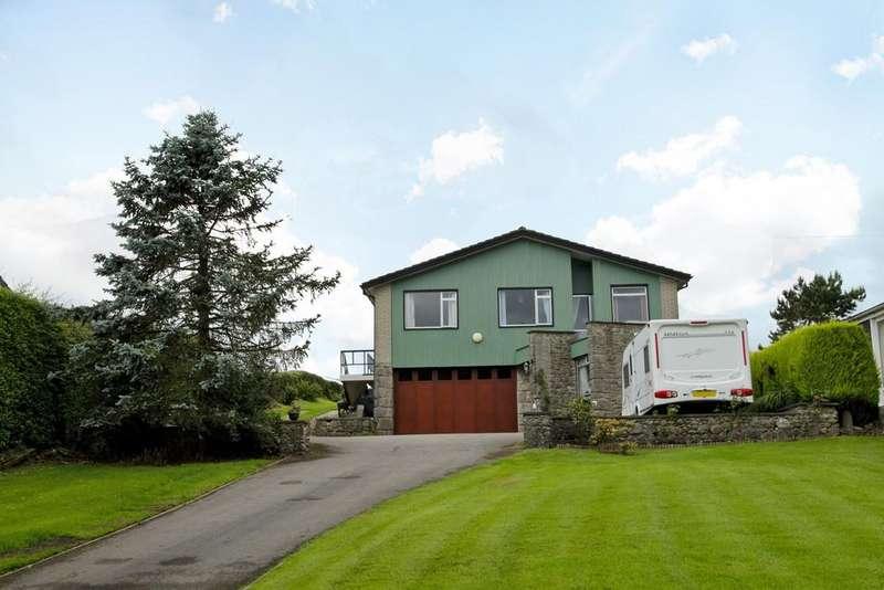 5 Bedrooms Detached House for sale in Highmead, 59 Main Road, Nether Kellet, Carnforth, Lancashire LA5 1EP