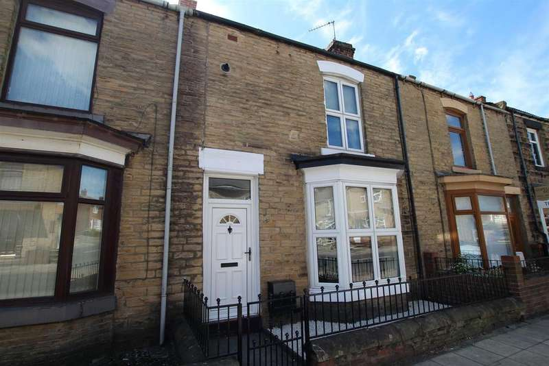 2 Bedrooms Terraced House for sale in Albert Street, Shildon