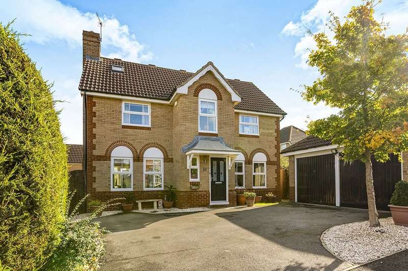 4 Bedrooms Detached House for sale in Long Burn Drive, Chester Le Street, DH2