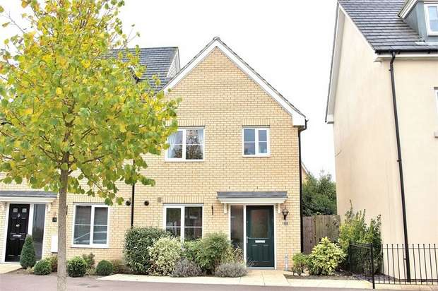 3 Bedrooms Semi Detached House for sale in Little Canfield, Dunmow, Essex