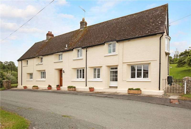 6 Bedrooms Detached House for sale in Frome St. Quintin, Dorchester, DT2