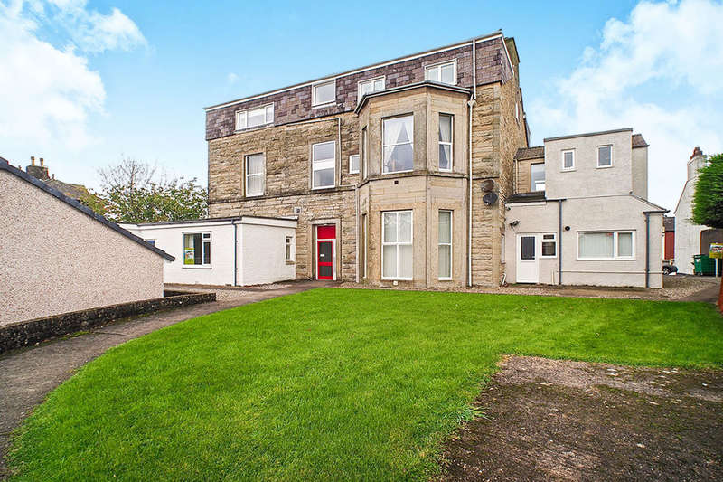 2 Bedrooms Flat for sale in Park End Road, Workington, CA14