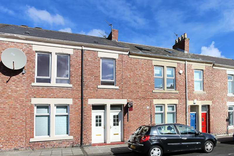 2 Bedrooms Apartment Flat for sale in Ancrum Street, Newcastle Upon Tyne