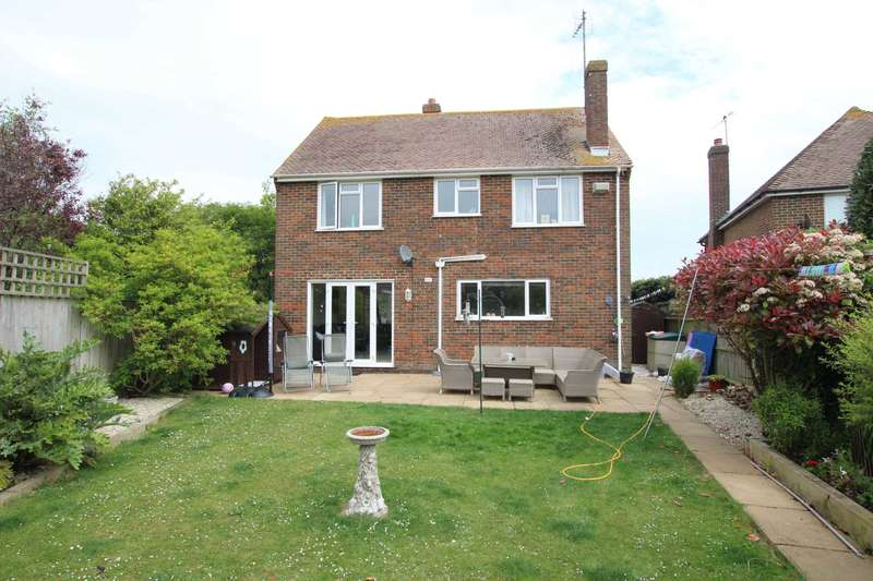 4 Bedrooms Detached House for sale in Baldwin Avenue, Eastbourne, BN21 1UL