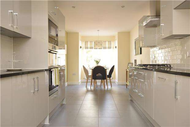 4 Bedrooms Detached House for sale in Avon Valley Gardens, BS31 1TF
