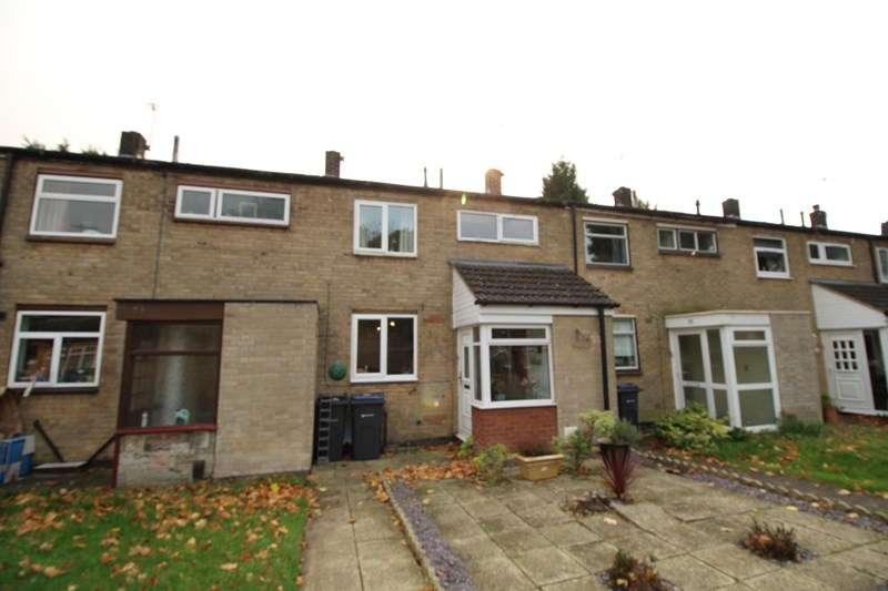 3 Bedrooms Terraced House for sale in Thirlmere Drive, Moseley, Birmingham