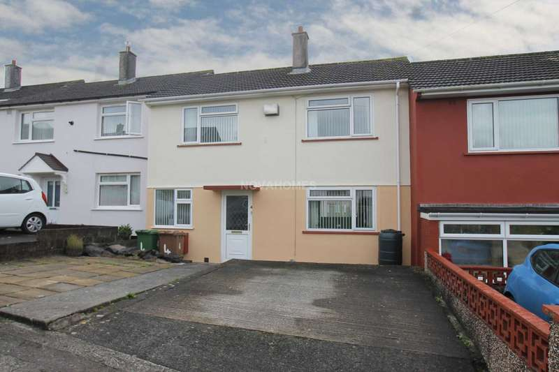 3 Bedrooms Terraced House for sale in Rockfield Avenue, Plymouth, PL6 6DX