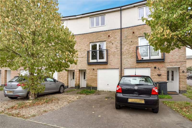 5 Bedrooms Mews House for sale in Ballinger Way, Northolt, Middlesex, UB5