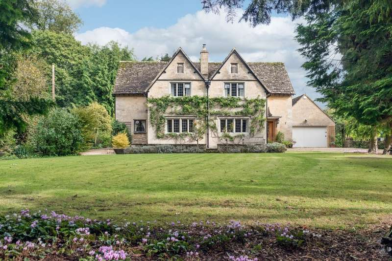 3 Bedrooms Cottage House for sale in Ampney Crucis, Cirencester