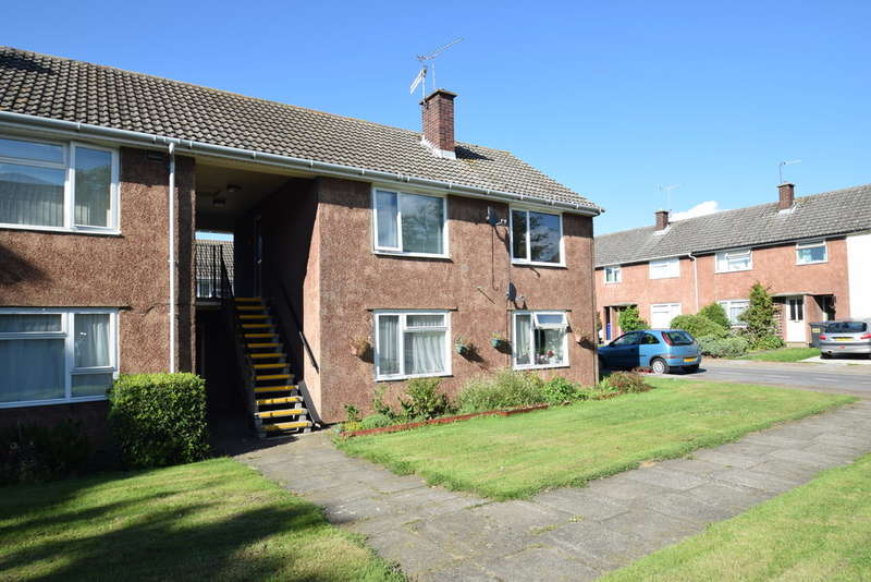 1 Bedroom Flat for sale in The Vinefields, Bury St. Edmunds