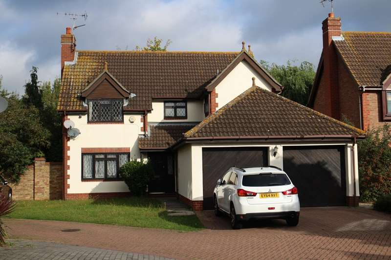 4 Bedrooms Detached House for sale in Bromley, Grays