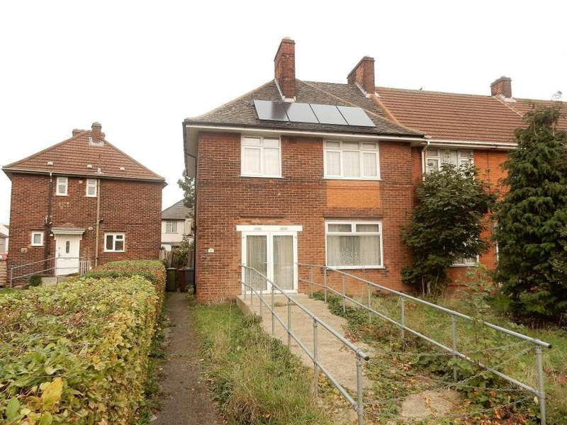 3 Bedrooms End Of Terrace House for sale in Longbridge Road, Dagenham, Essex, RM8 2BU