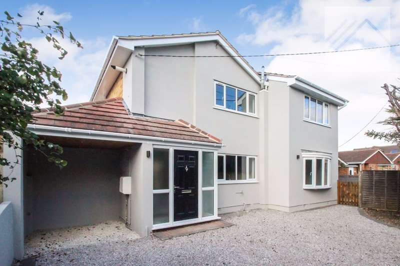 3 Bedrooms Detached House for sale in Woodville Road, Canvey Island - WITH ADDITIONAL 1 BED ANNEXE