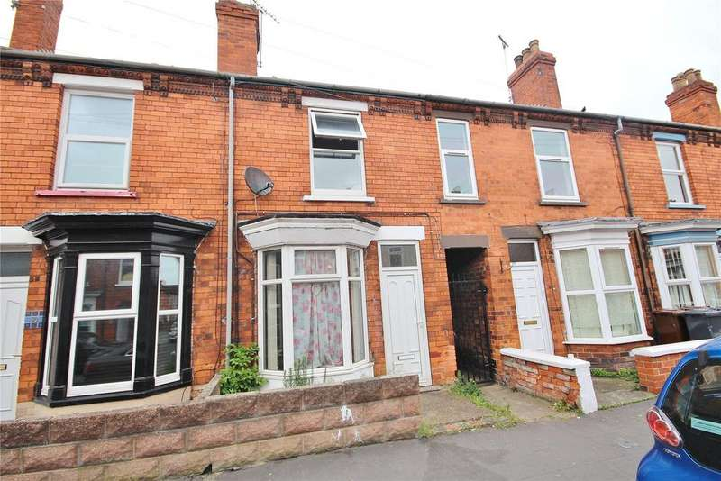 3 Bedrooms Terraced House for sale in Kirkby Street, Lincoln, LN5