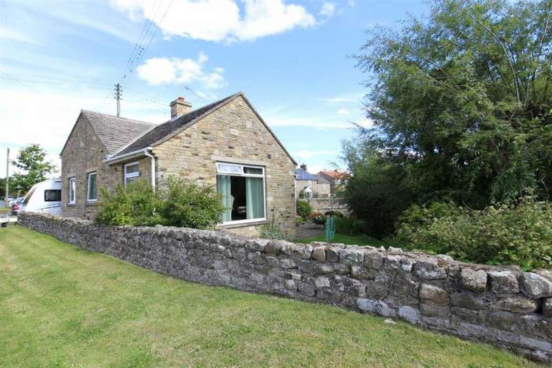 2 Bedrooms Detached Bungalow for sale in Hunton, Bedale