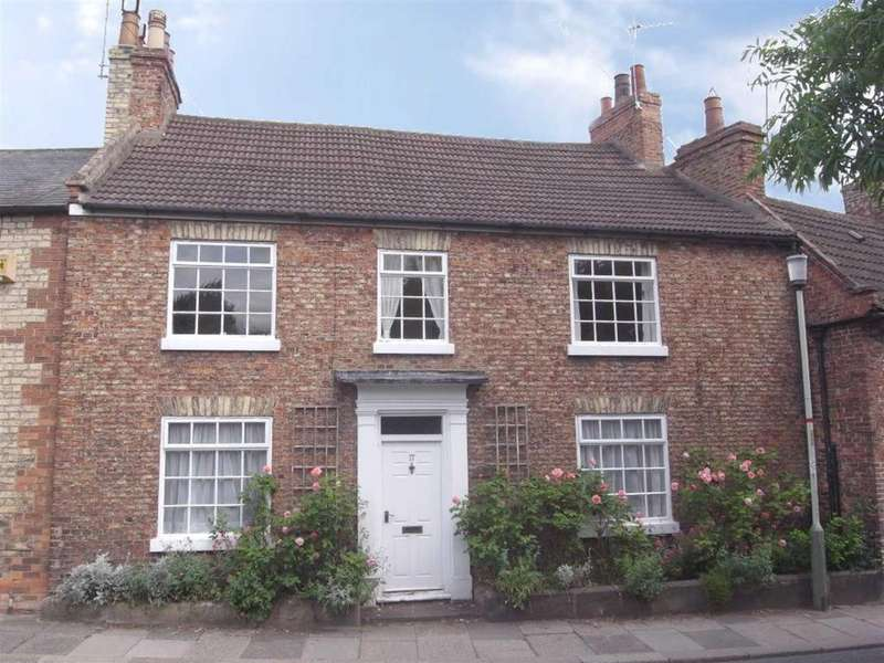 4 Bedrooms Terraced House for sale in West End, Hurworth, Darlington