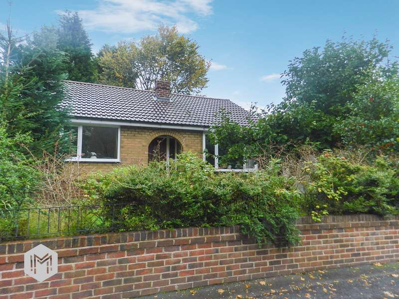 2 Bedrooms Semi Detached Bungalow for sale in Danes Avenue, Hindley, Wigan, WN2