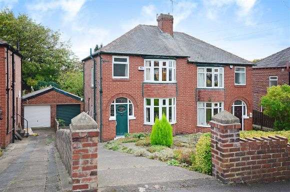3 Bedrooms Semi Detached House for sale in Hereward Road, Yorkshire, Sheffield
