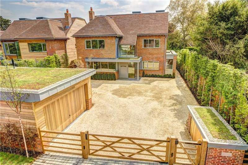 5 Bedrooms Detached House for sale in  9A Auton Place, Henley-on-Thames, RG9