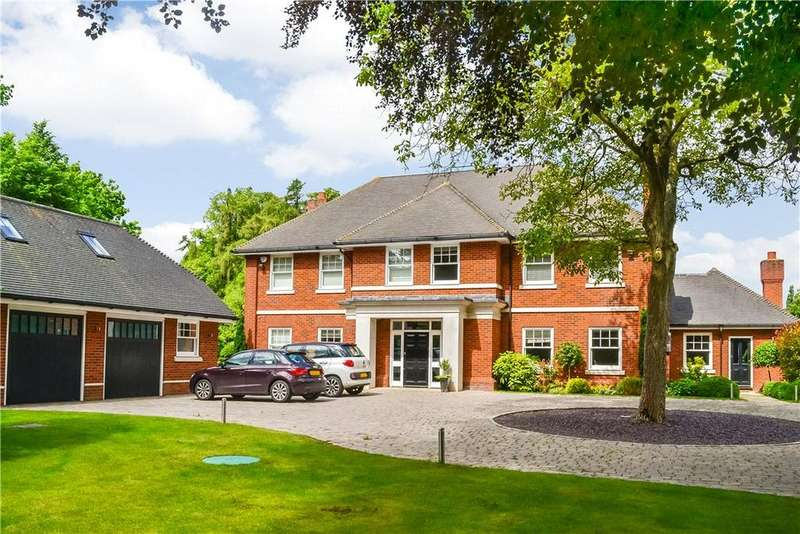 6 Bedrooms Detached House for sale in Satwell Close, Rotherfield Greys, Henley-On-Thames, Oxfordshire, RG9