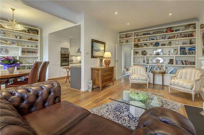 2 Bedrooms Flat for sale in Castleton Court, Cleveland Gardens, Bayswater, London, W2