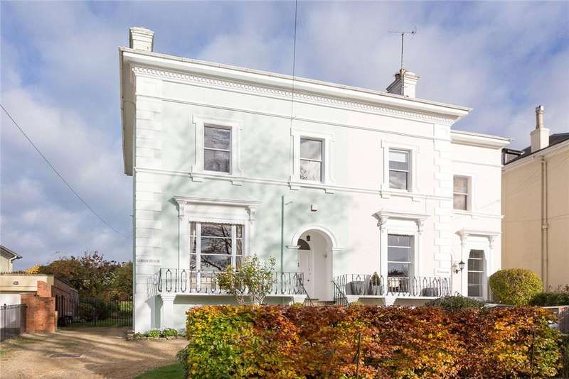 6 Bedrooms Semi Detached House for sale in West Approach Drive, Cheltenham, Gloucestershire, GL52