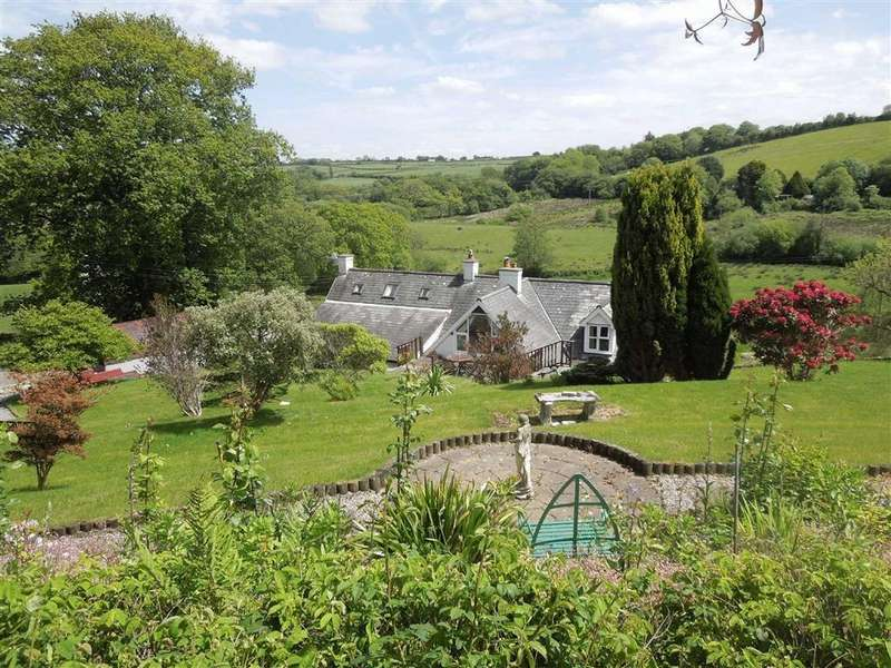 4 Bedrooms Detached House for sale in Llanarth Nr Aberaeron, Ceredigion