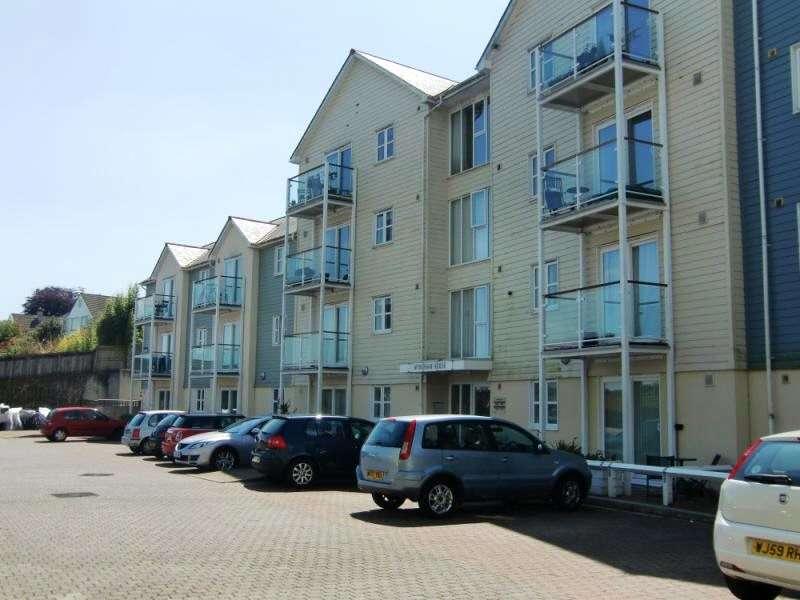 1 Bedroom Flat for sale in Wyndham House, Penryn