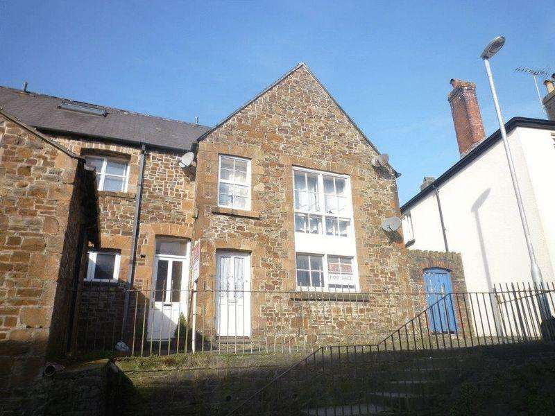 2 Bedrooms Flat for sale in Holsworthy