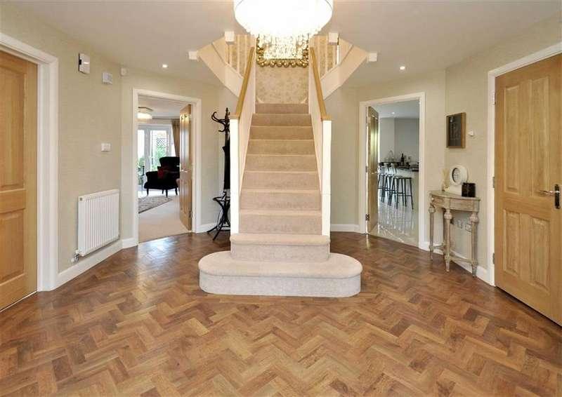 5 Bedrooms Detached House for sale in Plot 4, Woolridge, Woodthorne, Wergs Road, Wolverhampton, West Midlands, WV6