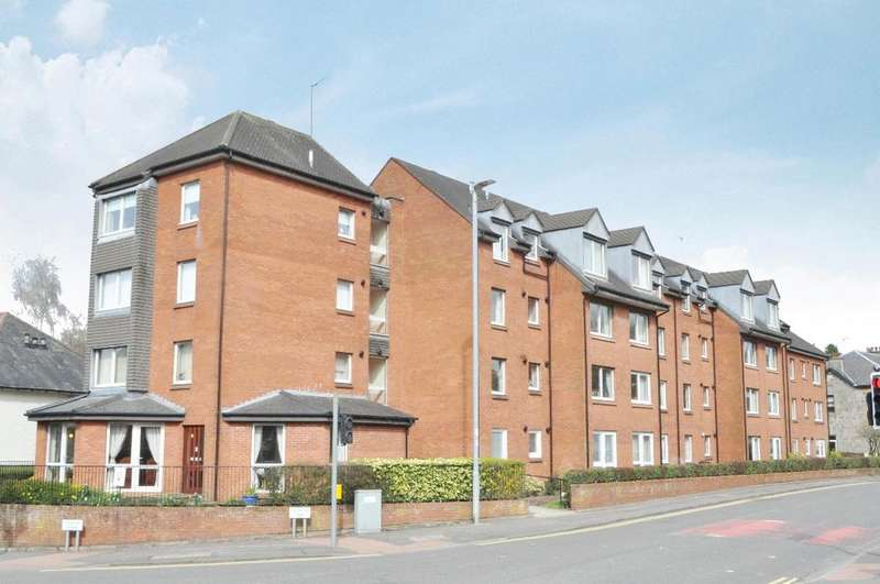 1 Bedroom Retirement Property for sale in Homebrae House, 1 Strathblane Road, Milngavie, East Dunbartonshire, G62 8DN