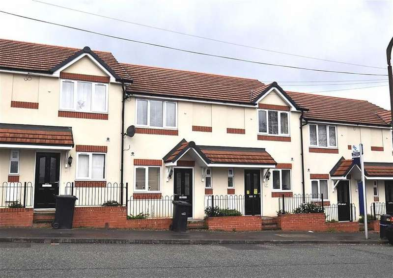 2 Bedrooms Terraced House for sale in 45B, Summerhill Road, Coseley, Wolverhampton, West Midlands, WV14