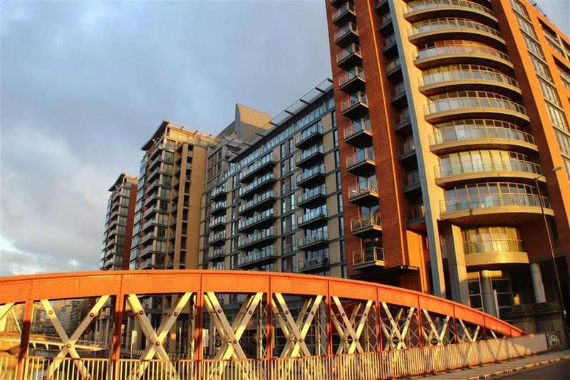 2 Bedrooms Flat for sale in Leftbank, 12 Spinningfields, Manchester