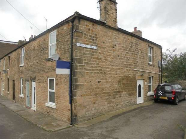 2 Bedrooms End Of Terrace House for sale in Pearson Terrace, Barnard Castle, Durham