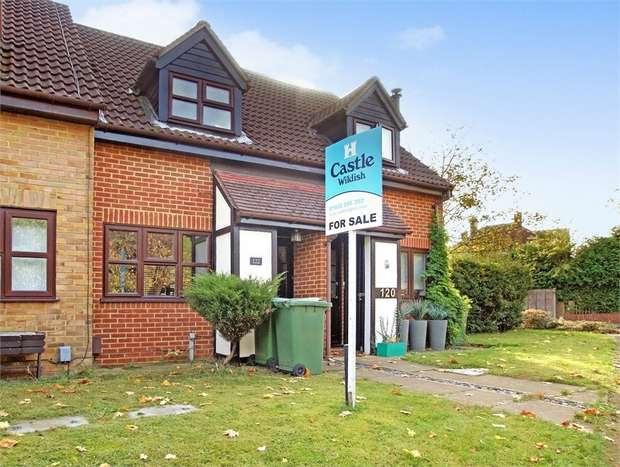 2 Bedrooms Terraced House for sale in Havers Avenue, Hersham, WALTON-ON-THAMES, Surrey